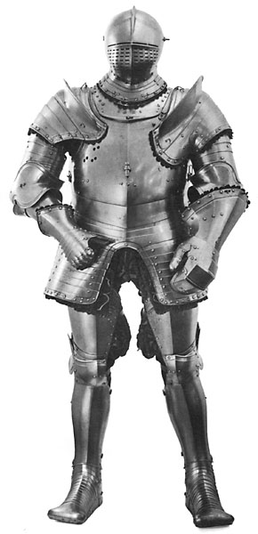 Henry's suit of armor